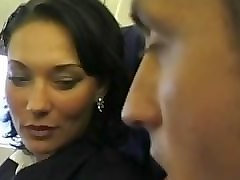 Beauté, Stewardess, Uniforme, Pornhub.com
